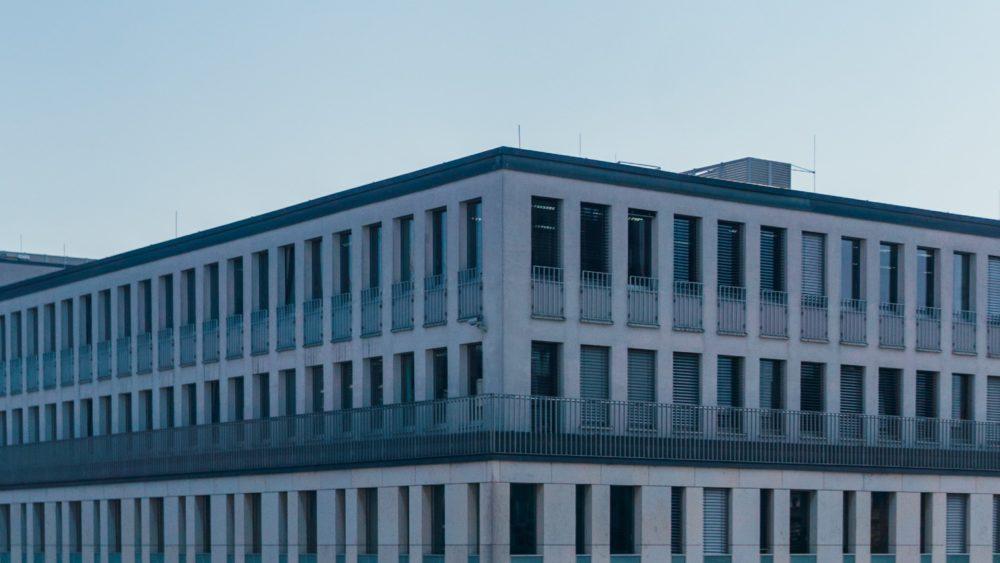 Vente immeuble société