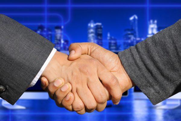 Contrat de vente d'entreprise